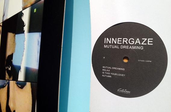 Innergaze - Mutual Dreaming LP