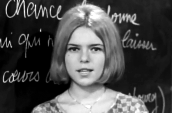 In Aeternam Vale covering France Gall