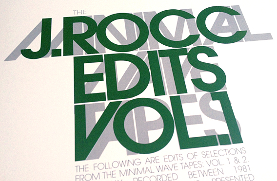 J. Rocc's Minimal Wave Edits