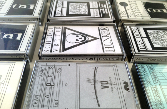 Tear Apart Tapes: May 4th at Brooklyn Flea Record Fair