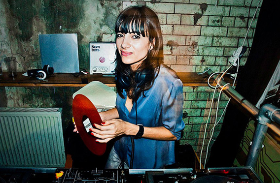 Veronica DJ Gigs February / March 2013