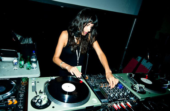Veronica DJ Gigs November / December 2012