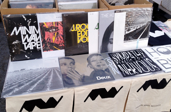 Brooklyn Flea Record Fair October 6th